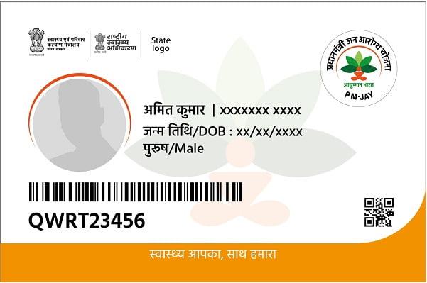 Ayushman Bharat Golden Card
