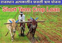 Rajasthan Short Term Crop Loan Yojana