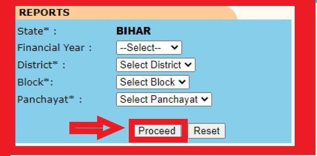 Bihar Nrega Job Card