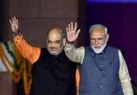 Modi government is again under suspicion regarding the attacks on sadhus