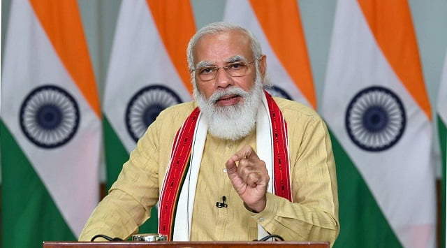 PM Modi Wishes All Indians On This Navratri